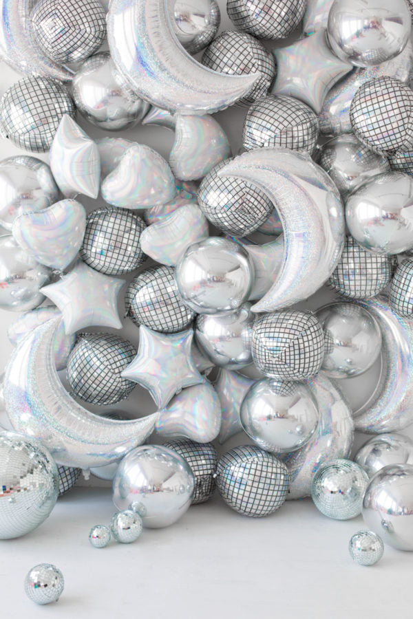 buy holographic foil balloons delta
