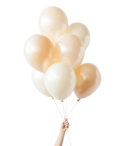 shop pearl balloons in Vancouver