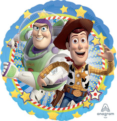 Woody & Buzz Balloon