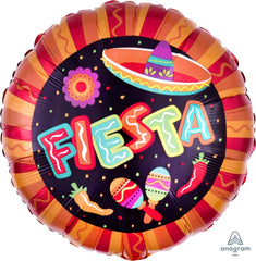 Fiesta More Fun Balloon