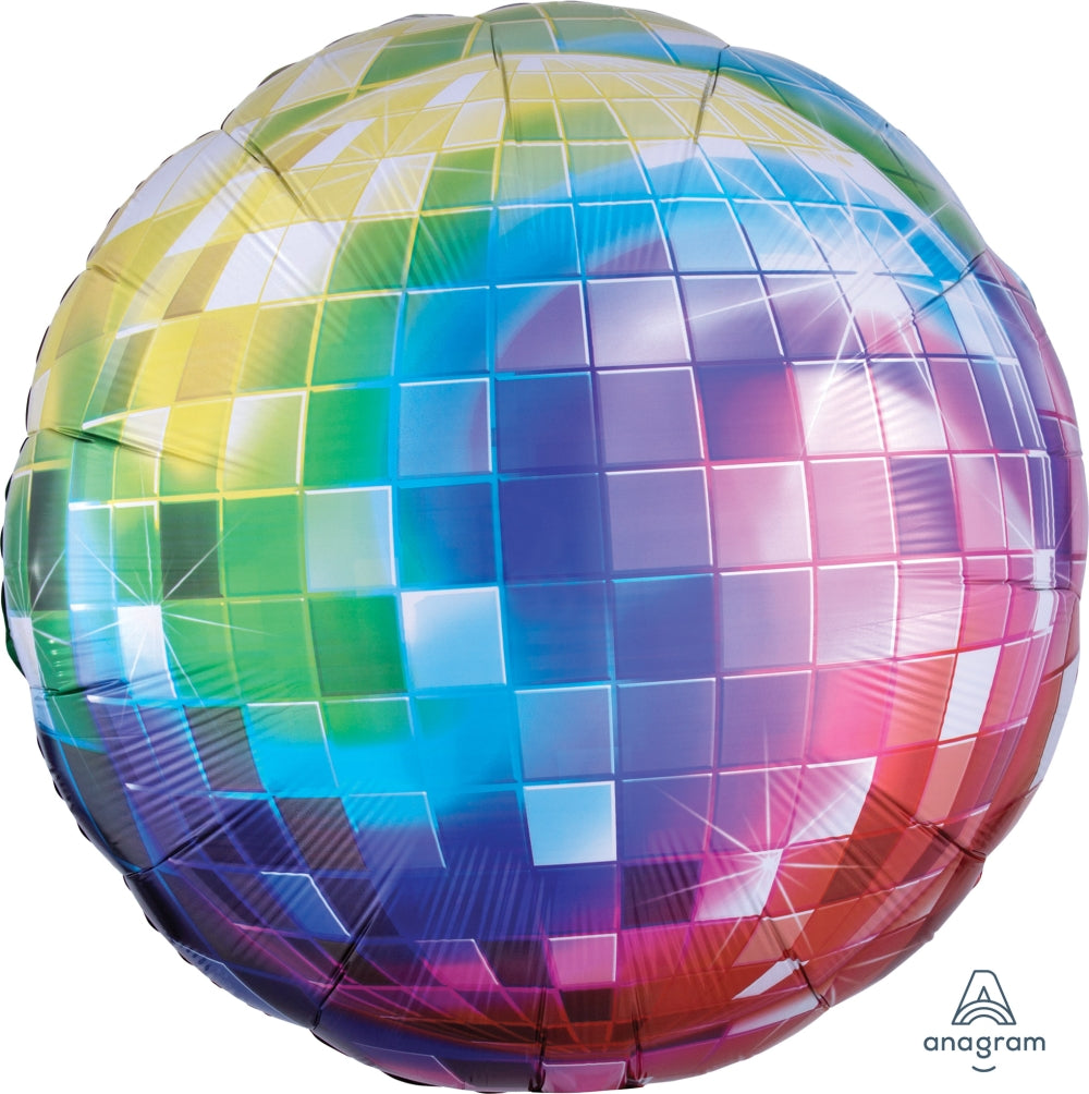70`s Disco Fever Jumbo Balloon