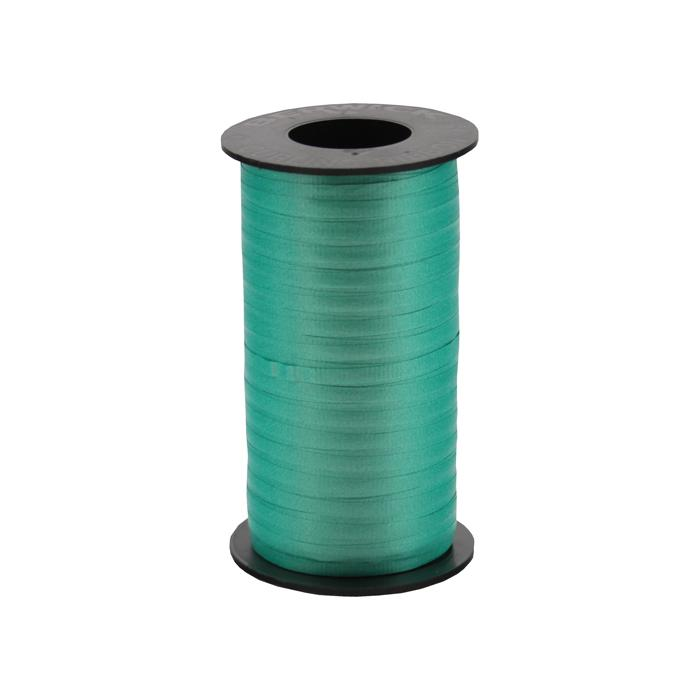 316 Poly Curling Ribbed Ribbon Emerald
