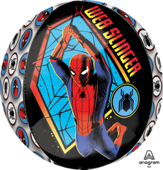 Spider-Man Far From Home Bubble Balloon Orbz
