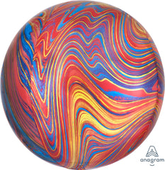 Colorful Marblez Orbz