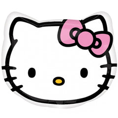 Hello Kitty Head Jr. Shape Balloon