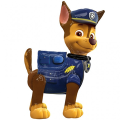 Paw Patrol Chase Air Walker Foil Balloon