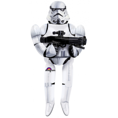 Storm Trooper Air Walker Foil Balloon