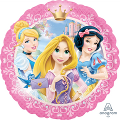 Princesses Portrait Balloon