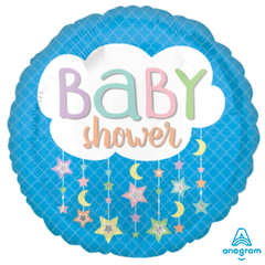 Baby Shower Cloud Balloon