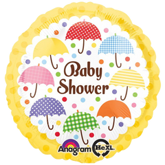 Bright Umbrellas Shower Balloon