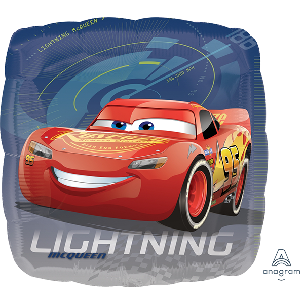 Cars Lightning Balloon