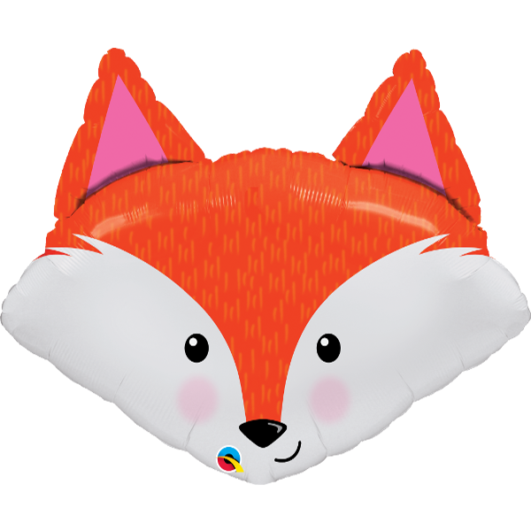 Fabulous Fox Supershape Balloon