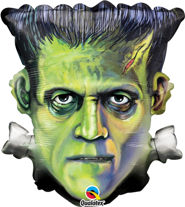 Frankenstein  Halloween Balloon