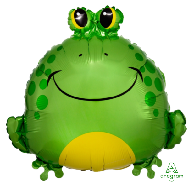 Happy Frog Jr. Shape Balloon