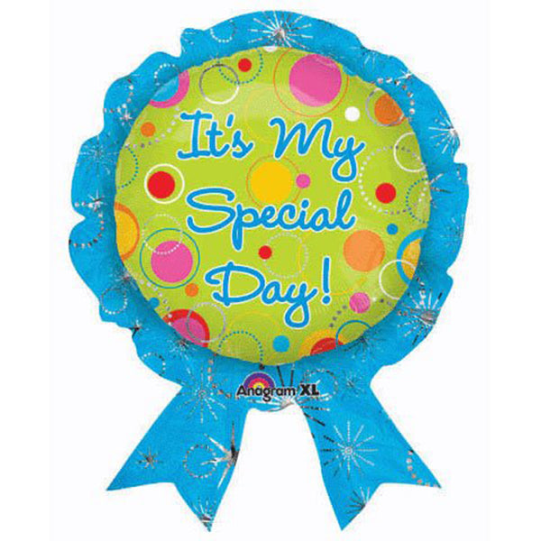 It's My Special Day Ribbon Balloon