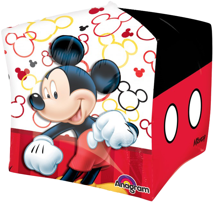 Mickey Mouse Cube Balloon