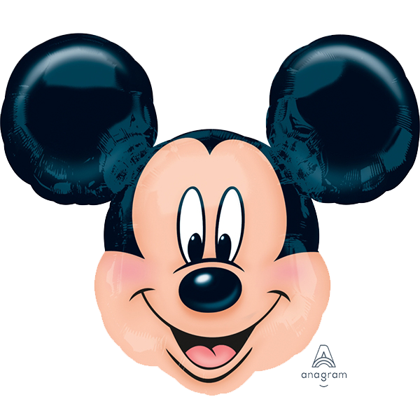 Mickey Mouse Supershape Balloon