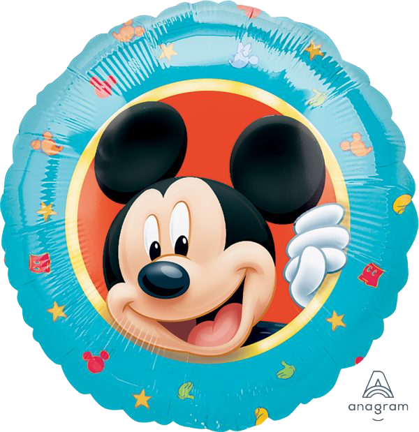 Mickey Portrait Balloon
