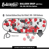 200 Balloon Drop