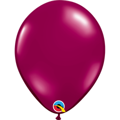 Jewel Sparkling Burgundy Water Balloons
