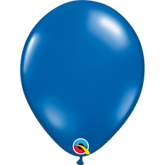 Jewel Sapphire Blue Water Balloons