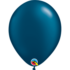 Pearl Midnight Blue Water Balloons