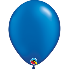 Pearl Sapphire Blue Water Balloons
