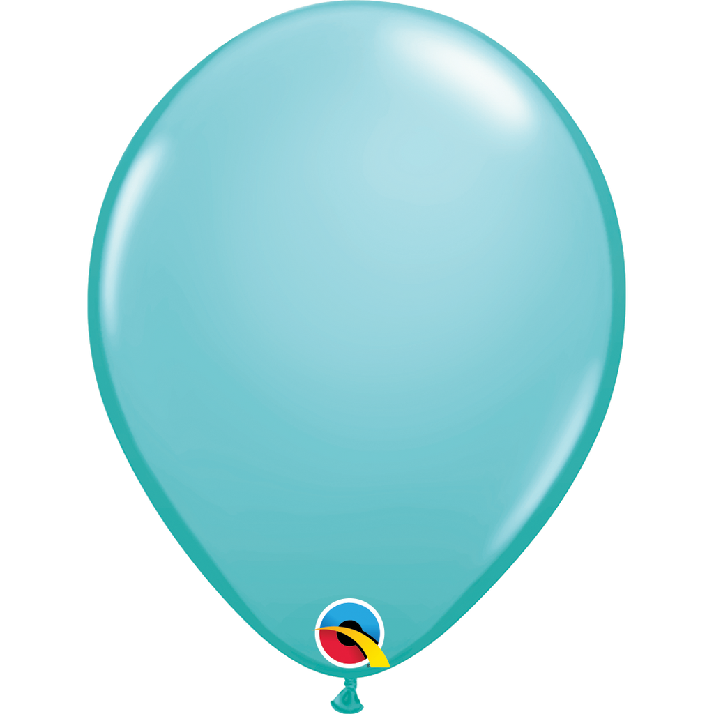 Fashion Caribbean Blue Balloons