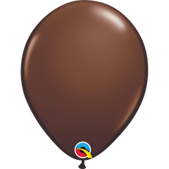 Fashion Chocolate Brown Balloons
