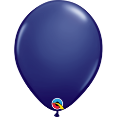 "Fashion Navy 16"" Balloons"