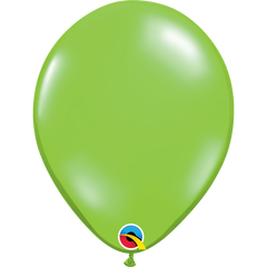 Jewel Lime Green Balloons