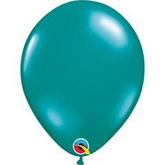 Jewel Teal Balloons