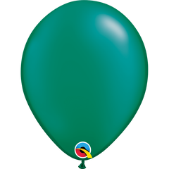 Pearl Emerald Green Balloons