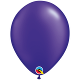 Pearl Quartz Purple Balloons
