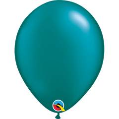 Pearl Teal Balloons