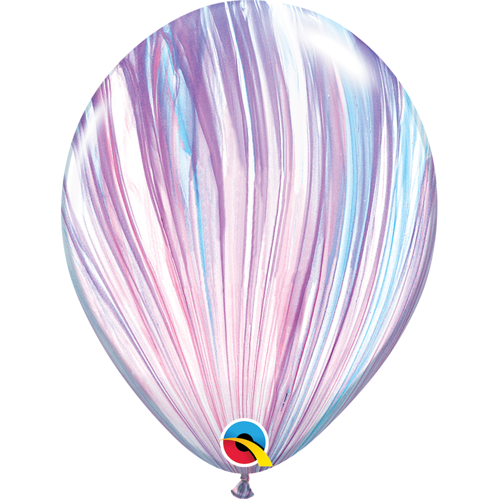 "SuperAgates Fashion 11"" Balloons"