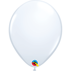 11 Inches White Balloons
