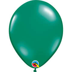 Emerald Green Balloons