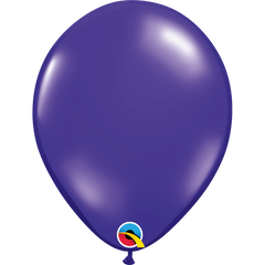 Quartz Purple Balloons