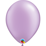 Pearl Lavender Balloons