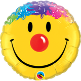 Smile Face Balloon