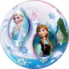 Disney Frozen Bubble Balloon