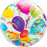 Birthday Surprise Bubble Balloon