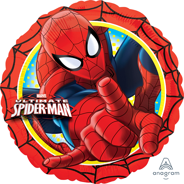 Spider-Man Action Balloon