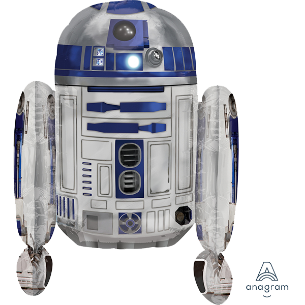 Star Wars R2-D2 Supershape Balloon