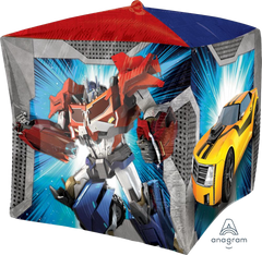 Transformer Animated Cube Balloon