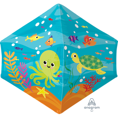 Under the Sea Foil Balloon