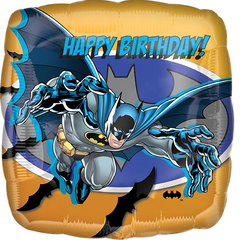Batman Happy Birthday Balloon