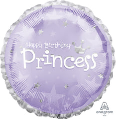 Birthday Princess Balloon