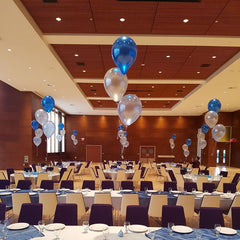 Balloon Centerpiece of 3